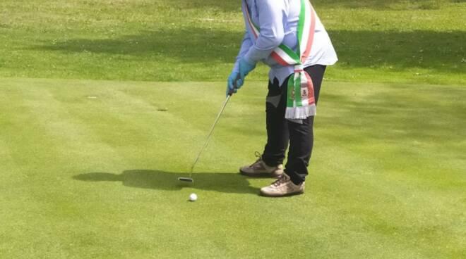 Golf Club Garfagnana inaugurazione post Covid 19 Pieve Fosciana