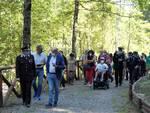 Inaugurazione sentiero parco Orecchiella