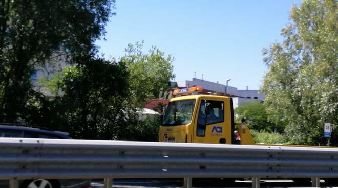 incidente in FiPiLi santa croce sull'Arno