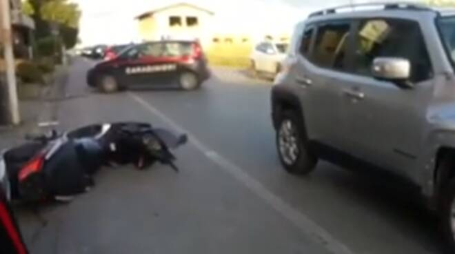 incidente mortale Montecarlo Turchetto 6 giugno 2020