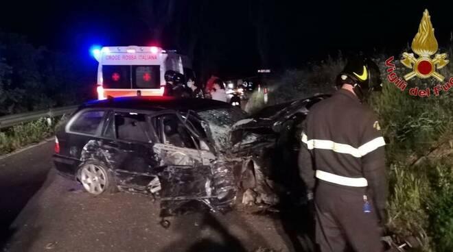 incidente notte San Giuliano 6 giugno 2020