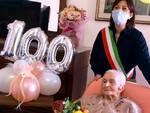 Ione 100 anni a Santa Croce