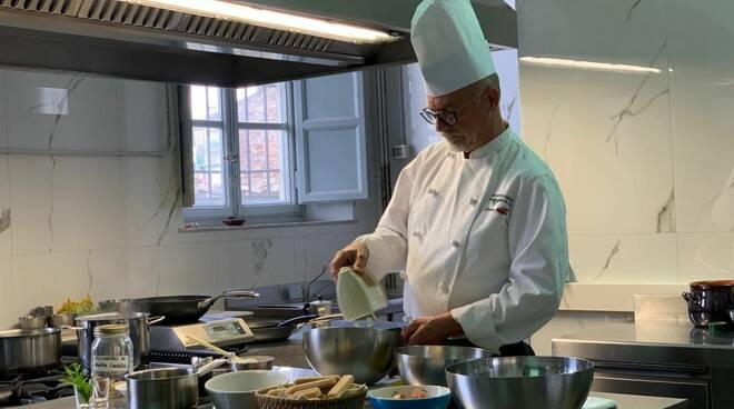 Italian Cuisine nuova sede Convictus