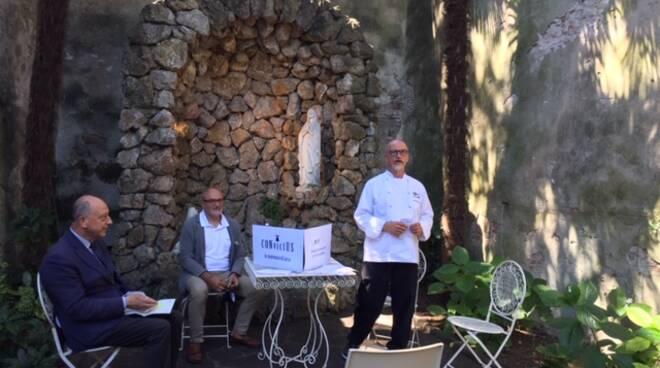 Italian Cuisine si sposta nell'ex monastero in via dell Zecca