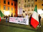 La Rete estrema destra manifestazione piazza del Giglio