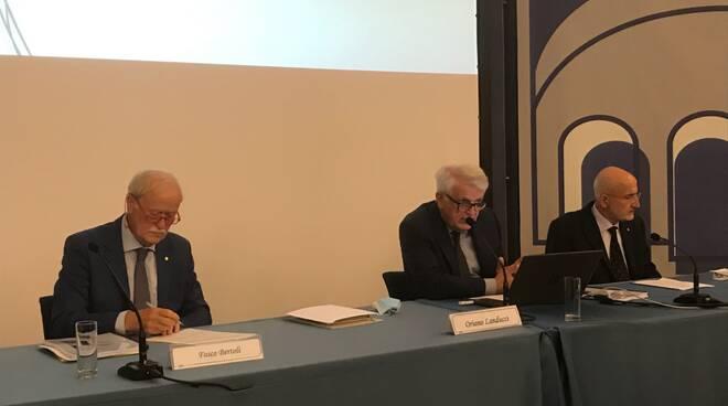 Landucci Bertoli Palestini Fondazione Banca del Monte di Lucca
