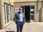 Luca Sangiorgio Aci mascherina
