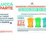 Lucca Riparte Tari cancellazione