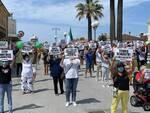 manifestazione Viareggio piazza Campioni centrodestra 2 giugno