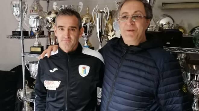 Michele Biggeri Simone Vanni ds allenatore Castelnuovo