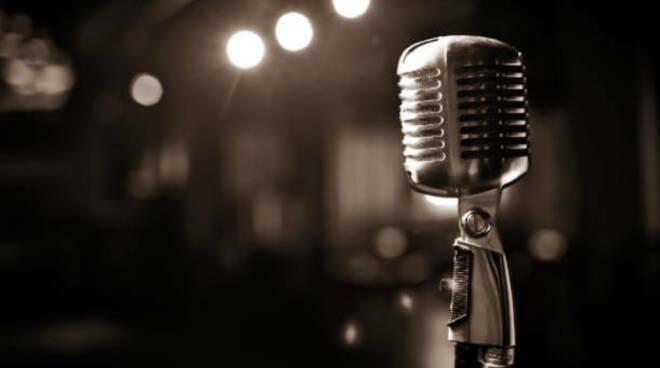 Microfono musica generica