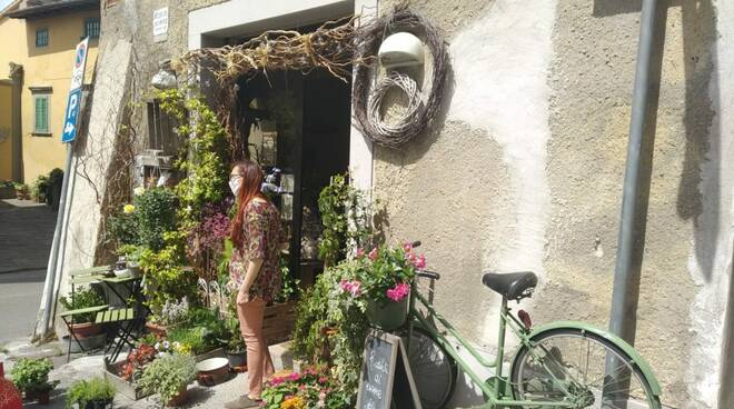 Negozio Arte e fiori di Eleonora Latella a Montopoli