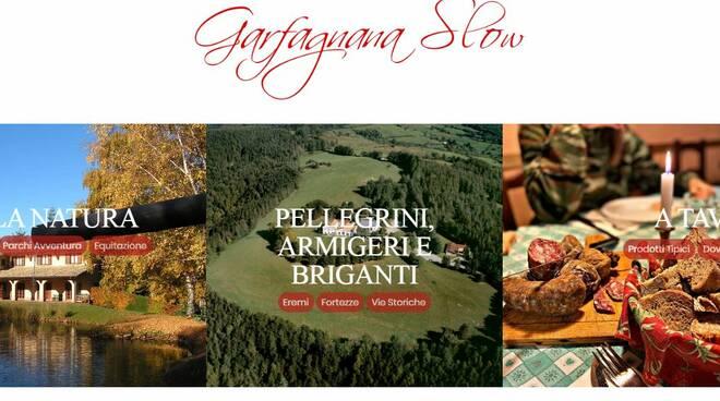 Nuovo sito Unione Comuni Garfagnana