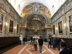 oratorio angeli custodi restauro Lucca