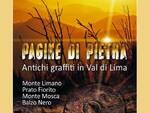 Pagine di Pietra libro testimonianze rupestri Val di Lima