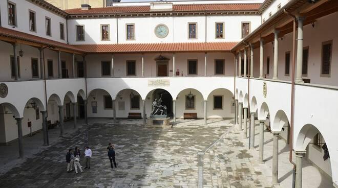 palazzo della sapienza università di pisa