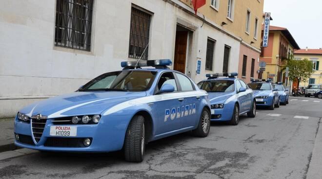 polizia questura pisa
