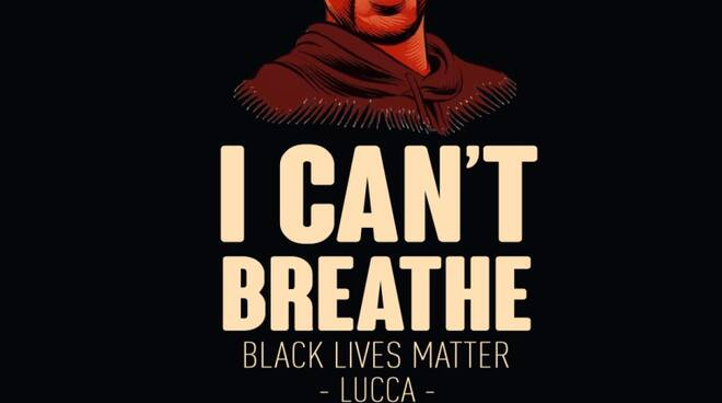 Presidio antirazzista Black lives matter