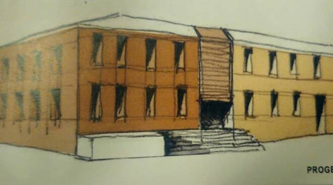 Progetto ambulatori a ex scuola Gallicano