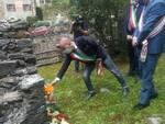 ricordo vittime alluvione Versilia Stazzema