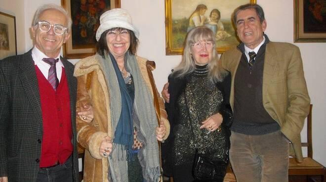 salotto letterario Marginone Villa Le Sughere Gioia Maestro