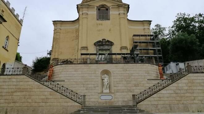 scalinata santissimo san miniato