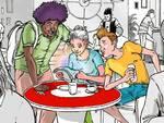Se leggi colori la tua vita Lucca Comics and Games