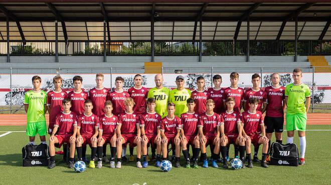 Tau Calcio 2005 giovanissimi regionali elite