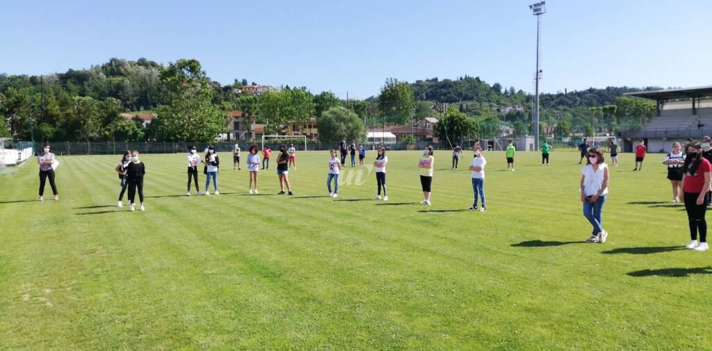 Ultimo giorno di scuola 2020 all'aperto a San Donato e San Miniato Basso