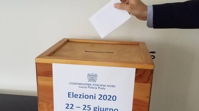 voto confindustria toscana nord consiglio rinnovo