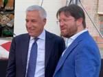 Alessandro Franchi Giorgio Del Ghingaro Pd Viareggio Versilia