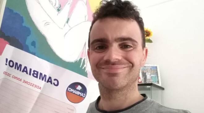Andrea Giannone Cambiamo Viareggio