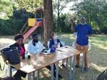 associazione Diaspora a Torre giulia montopoli valdarno 11 luglio 2020