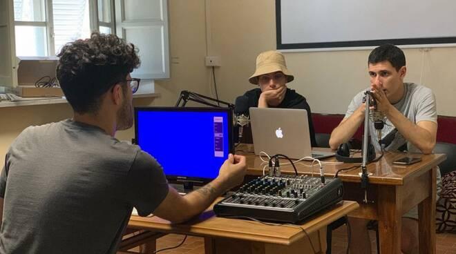 blacklist WR emittente radio podcast