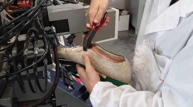 calzatura pelle cuoio
