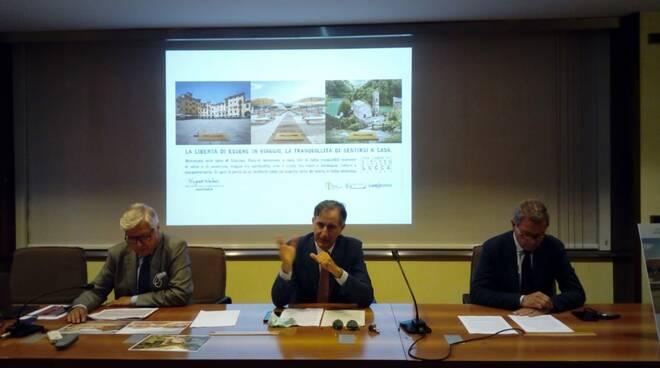 campagna promozione Lands of Giacomo Puccini Camera di Commercio