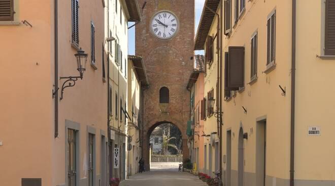 orologio centro castelfranco di sotto