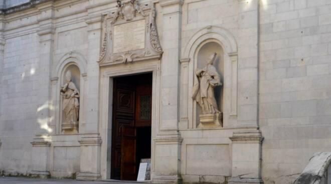 chiesa di San Paolino patrono Lucca