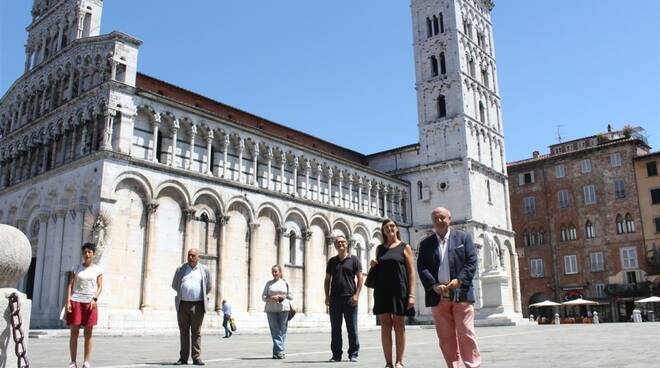 conferenza stampa guide turistiche comune