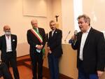 consegna premio Lucca Classica Sir Antonio Pappano