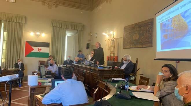 consiglio comunale Fondazione Cassa di Risparmio di Lucca Coima Sgr progetto ex manifattura