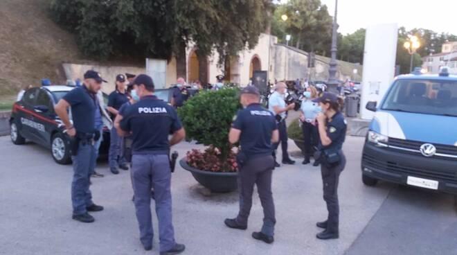controlli polizia centro storico