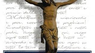 crocifisso del Borgo copertina libro Gabriele Brunini