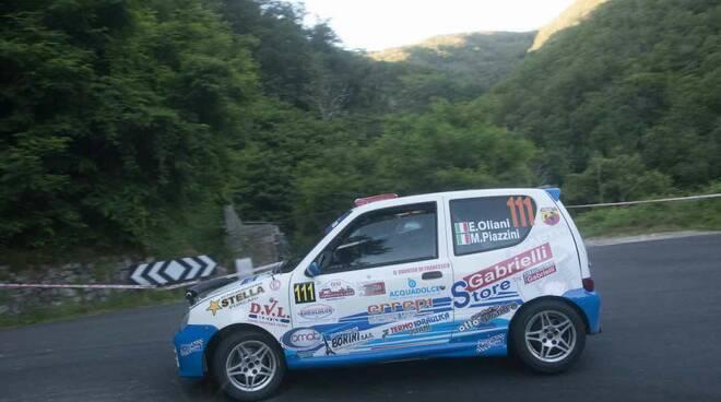 danesi oliani Coppa Rally Aci Lucca