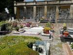 danni al cimitero di san donato santa maria a monte
