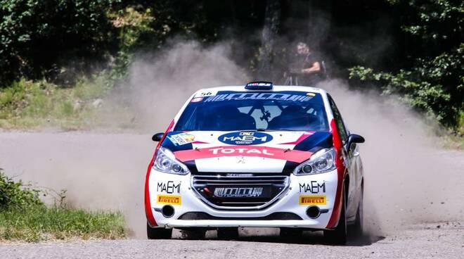 Davide Nicelli MM Motorsport