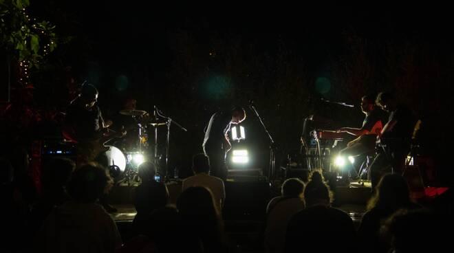Esterina concerti di Rietto sala prove Massarosa