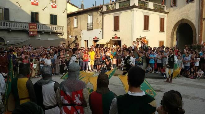 Festa medievale Castiglione