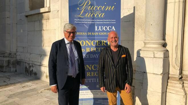 fondazione Cassa di Risparmio di Lucca Puccini e la Sua Lucca Bertocchini Colombini concerto