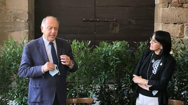 Francesca Fazzi presentazione candidatura Lucca Pd
